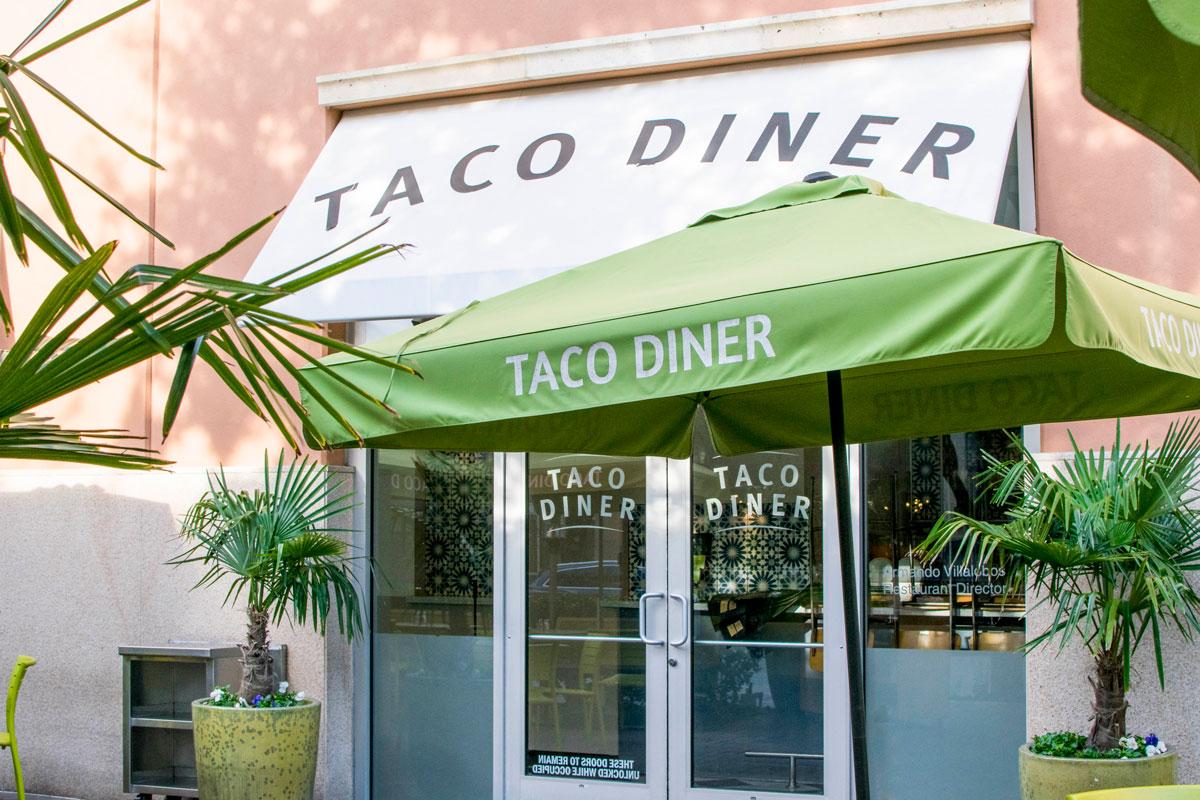 Taco Diner Shops at Legacy