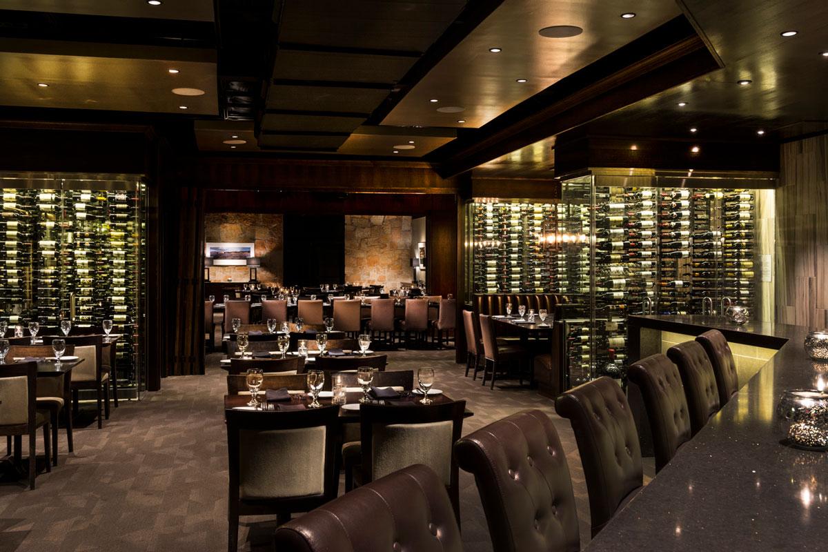 The Mercury Dining Room