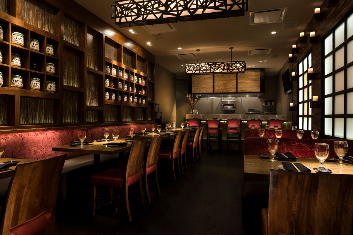 The Mercury Sushi Room