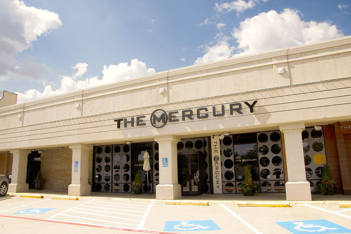 The Mercury Dallas