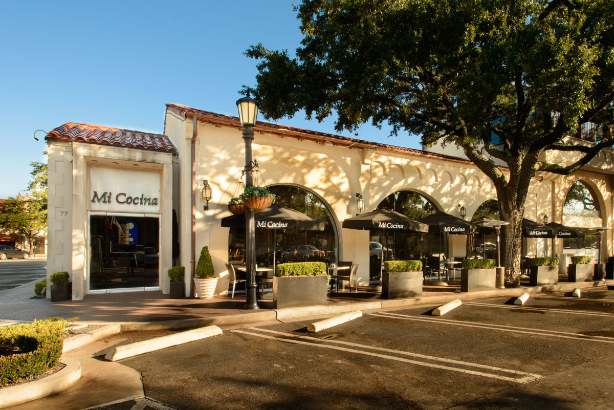 Event Space for Rent at Mi Cocina - Highland Park Village in