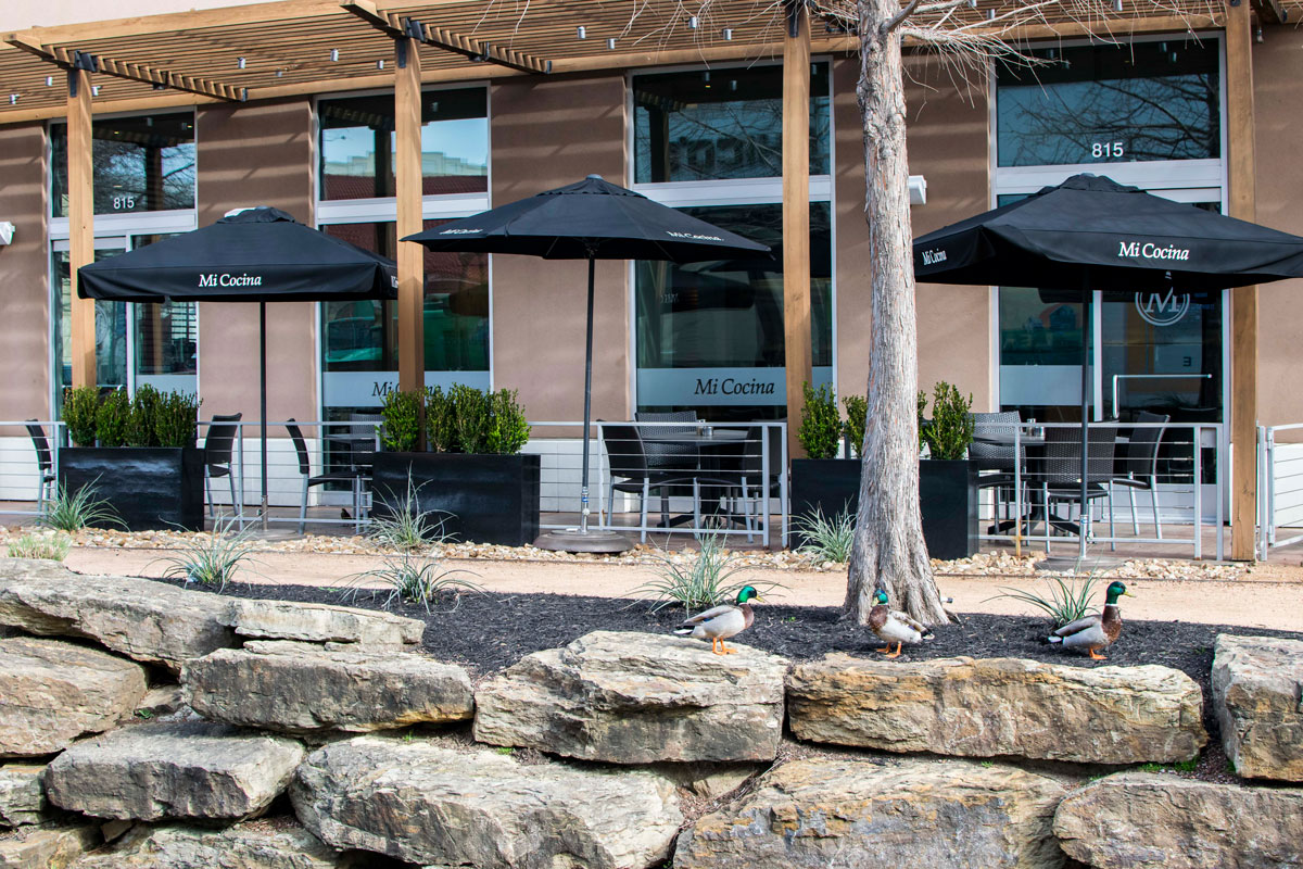 Mi Cocina Watters Creek Patio