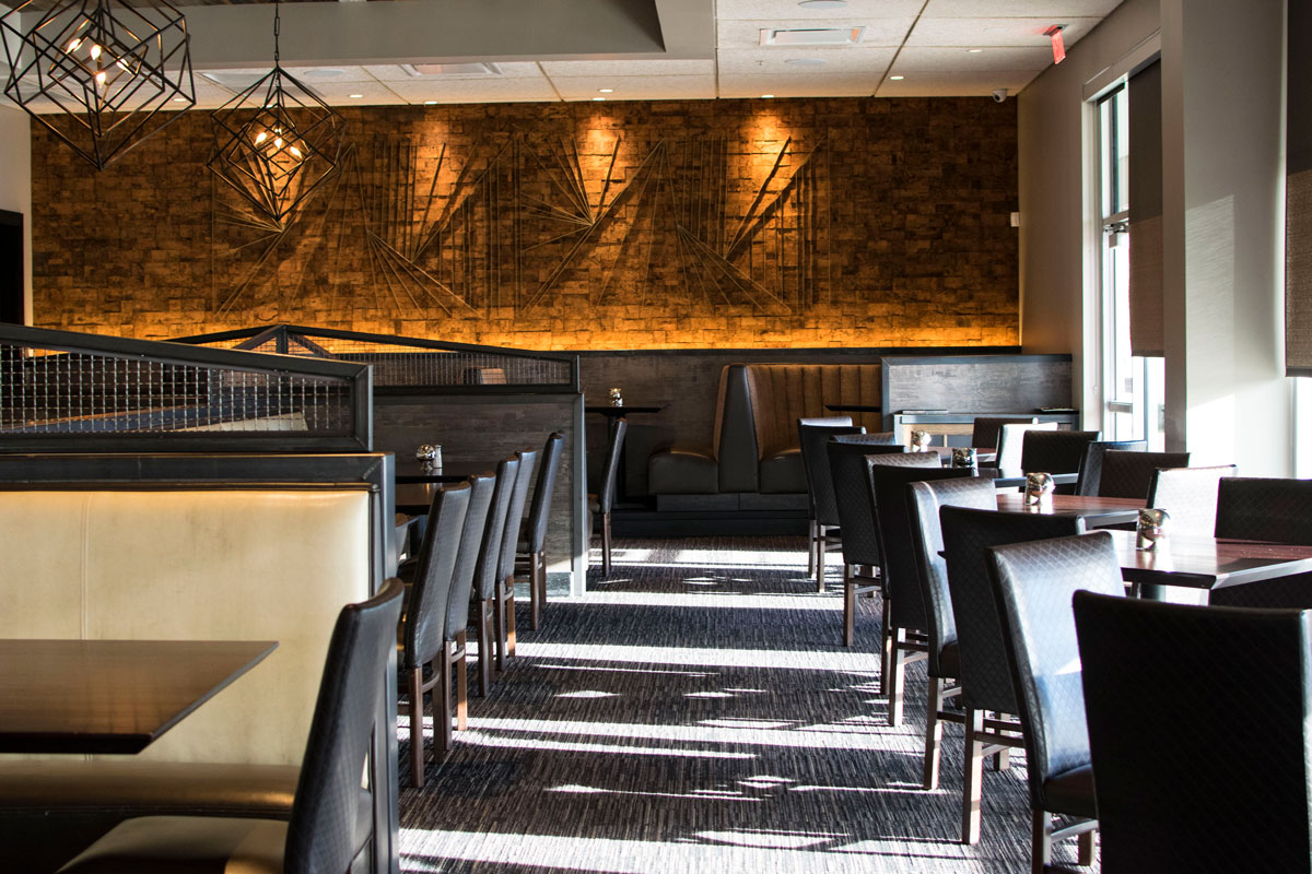 Mi Cocina Coppell Dining Room