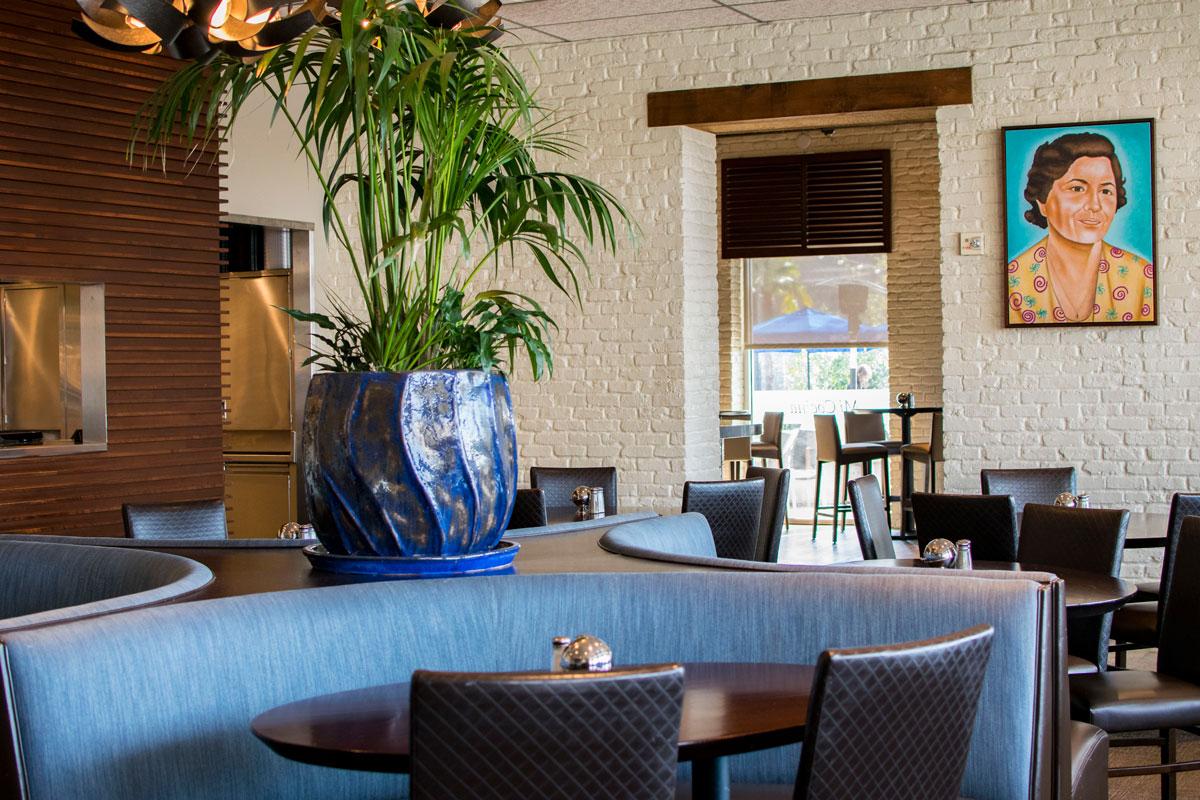 Mi Cocina Lake Highlands Dining Room