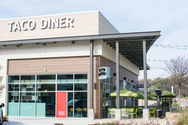 Taco Diner Lake Highlands