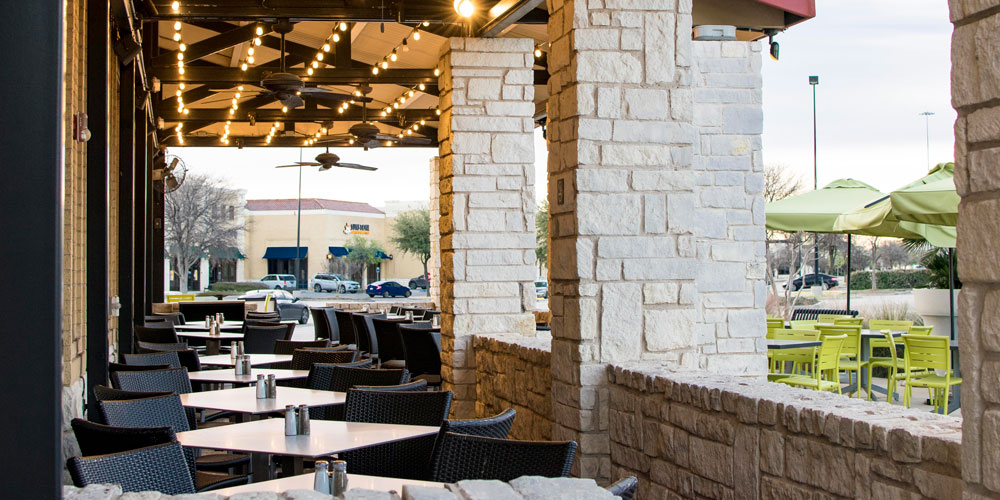 Taco Diner - Las Colinas Covered Patio