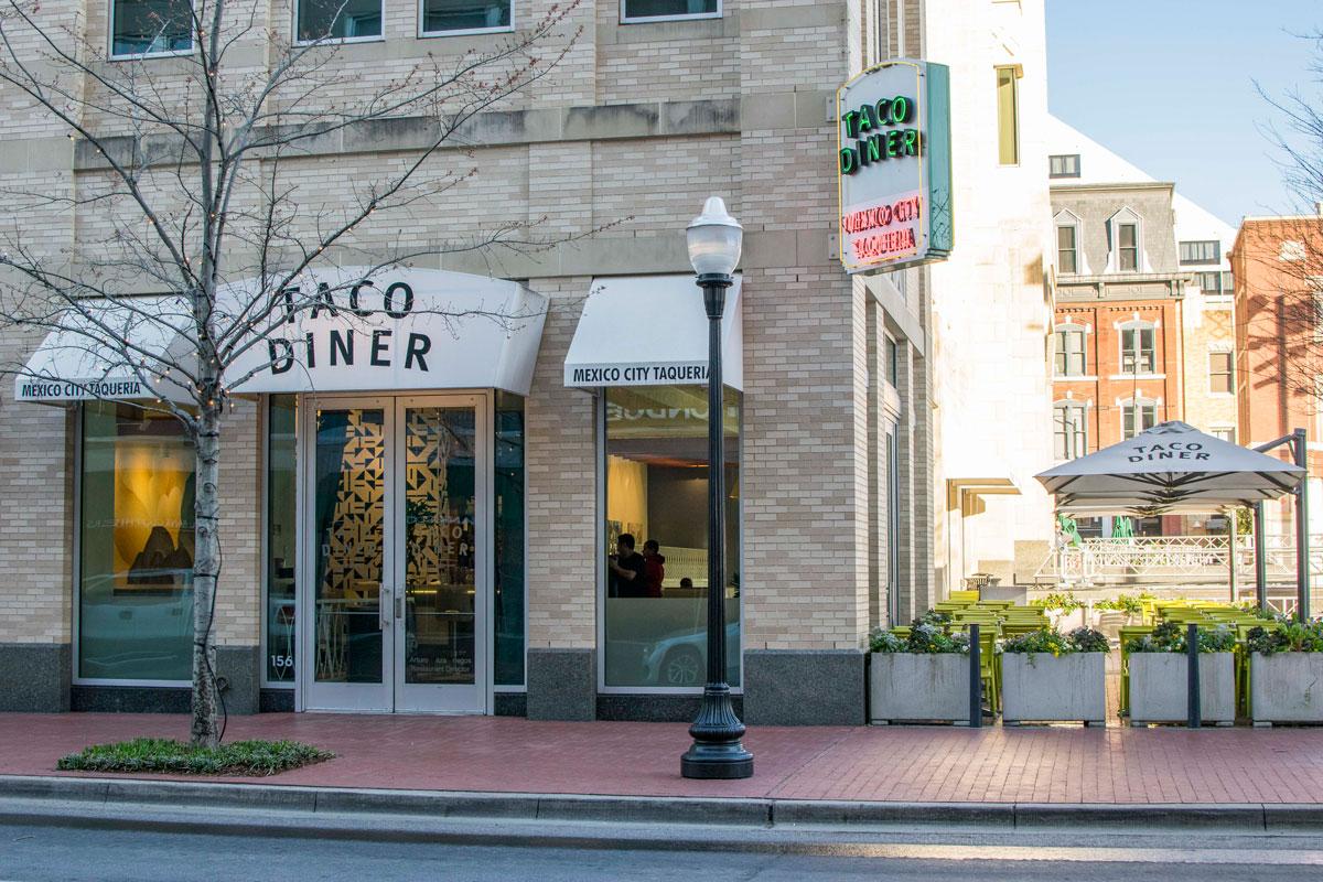 Taco Diner Sundance Square