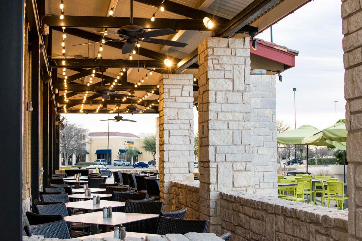 Taco Diner Las Colinas Patio