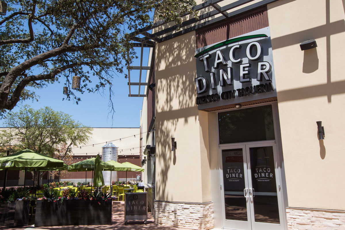 Taco Diner Waterside