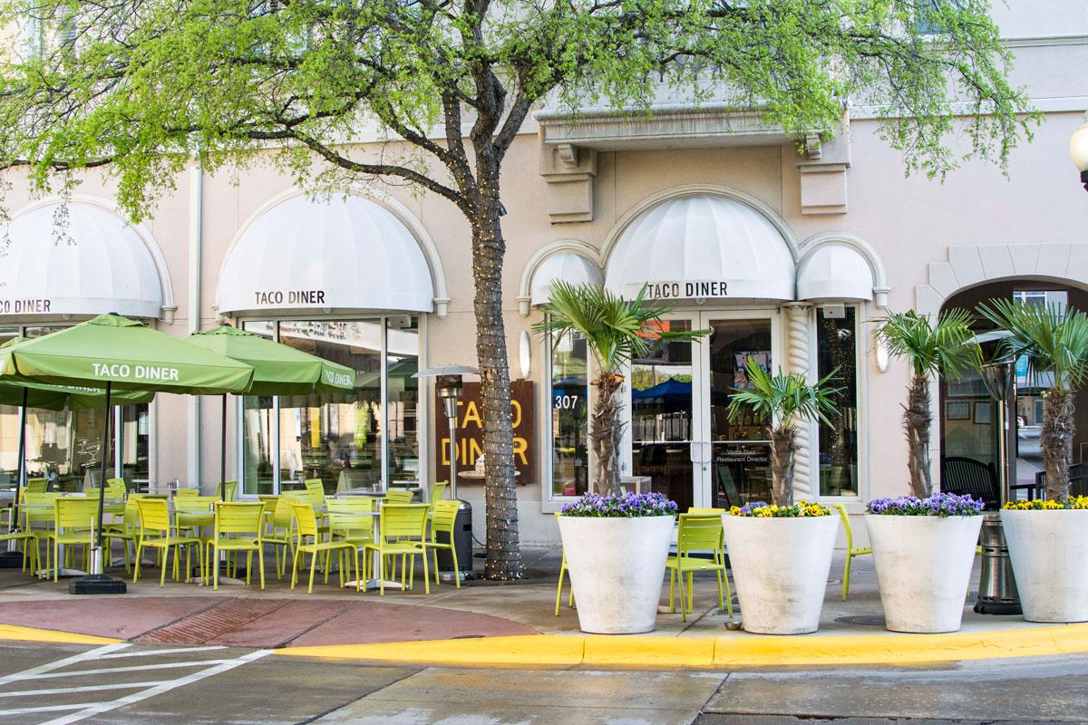 Taco Diner West Village